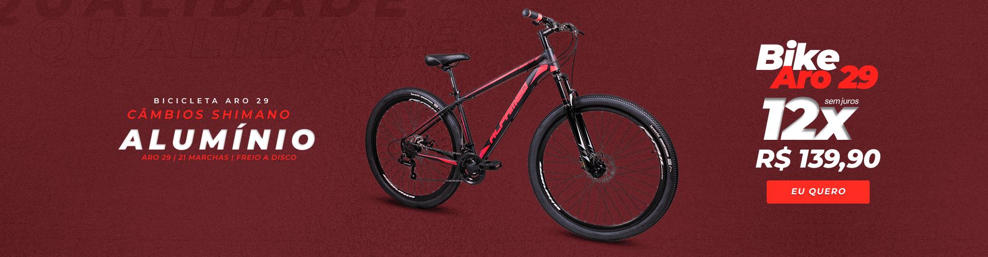 Bicicleta 29 - Masculina