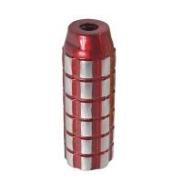 Apoio de Alumínio - Grande - Vermelho