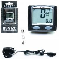 Velocímetro Digital 11 Funções Sem Fio/Wireless - AS 1000