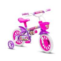 Bicicleta Aro 12 Violet
