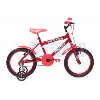 Bicicleta Aro 16 - Infantil - Cairu - Vermelha