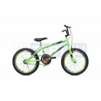 Bicicleta Aro 20 - Cross Street - Verde Neon