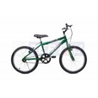 Bicicleta Aro 20 - MTB - Masculina - Verde
