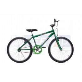 Bicicleta Aro 24 - MTB - Masculina - Verde