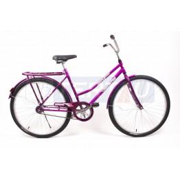 Bicicleta Aro 26 - Tropical - Freio no Pé - Violeta