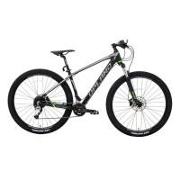 Bicicleta Aro 29 Vanguard 600 18V Acera/Alivio Freio Hidráulico - Upland