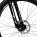 Bicicleta Aro 29 - Alfameq - 21 velocidades - Freio à Disco Mecânico - 15 – Azul/Rosa