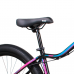 Bicicleta Aro 29 - Alfameq - 21 velocidades - Freio à Disco Mecânico - 15 – Preta/Rosa