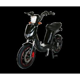 Bicicleta Aro 18 - Elétrica - Smarty - MI - Preta