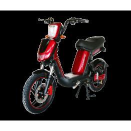 Bicicleta Aro 18 - Elétrica - Smarty - MI - Vermelha