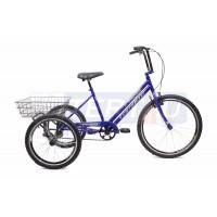 Triciclo Adulto Luxo - Freio V-Brake Duplo
